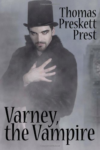 Large book cover: Varney the Vampire