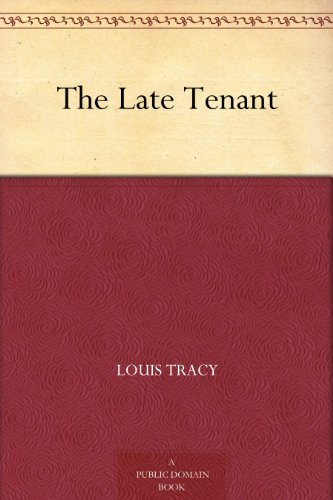 Large book cover: The Late Tenant
