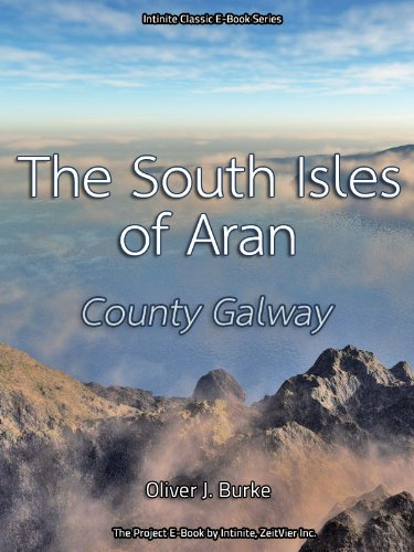Large book cover: The South Isles of Aran