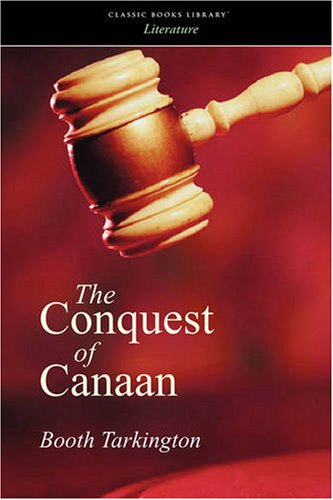 Large book cover: The Conquest of Canaan
