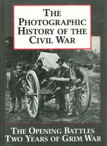 Large book cover: The Photographic History of the Civil War