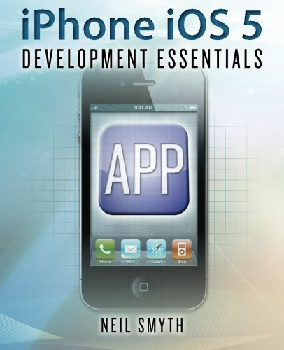 Large book cover: iPhone iOS 5 Development Essentials