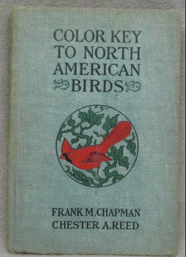 Large book cover: Color Key to North American Birds