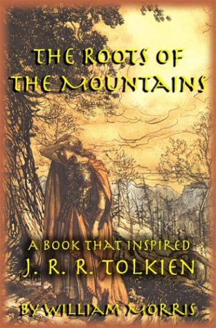 Large book cover: The Roots of the Mountains