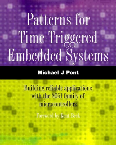 Large book cover: Patterns for Time-Triggered Embedded Systems