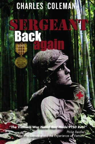 Large book cover: Sergeant Back Again