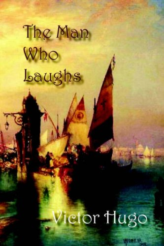 Large book cover: The Man Who Laughs