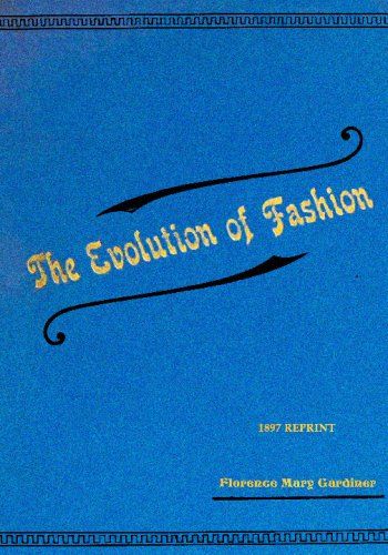 Large book cover: The Evolution Of Fashion