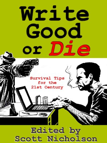 Large book cover: Write Good or Die