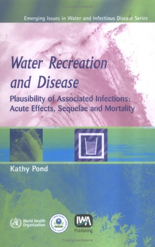 Large book cover: Water Recreation and Disease