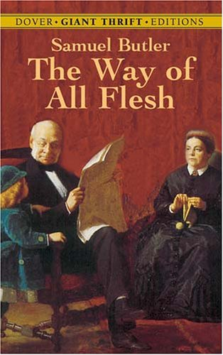 Large book cover: The Way of All Flesh