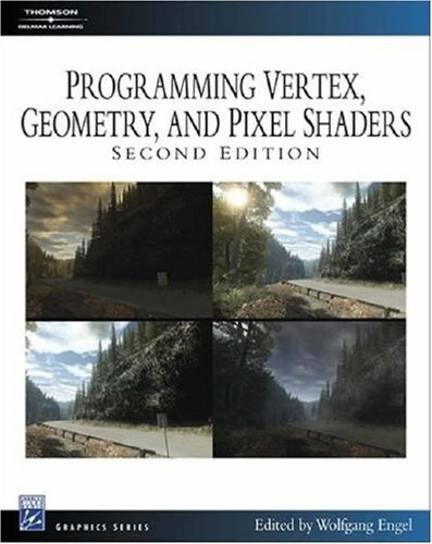 Large book cover: Programming Vertex, Geometry, and Pixel Shaders
