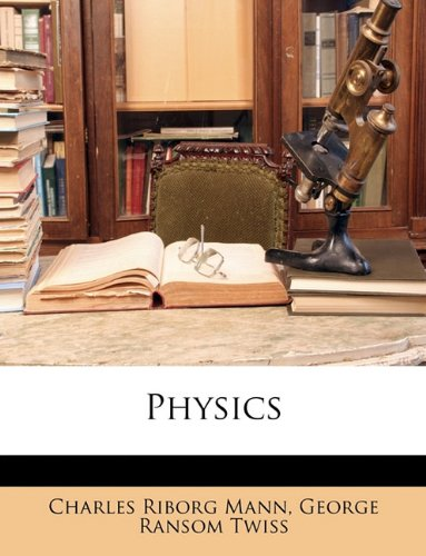 Large book cover: Physics