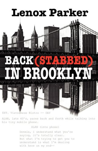 Large book cover: Back(stabbed) In Brooklyn