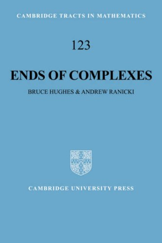 Large book cover: Ends of Complexes