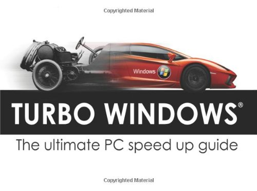 Large book cover: Turbo Windows: The Ultimate PC Speed Up Guide