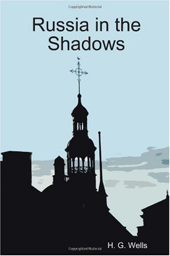Large book cover: Russia in the Shadows