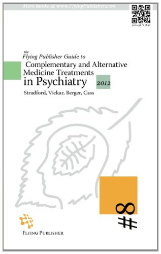 Large book cover: Complementary and Alternative Medicine Treatments in Psychiatry