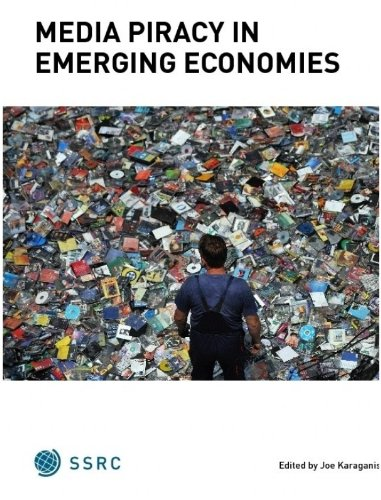 Large book cover: Media Piracy in Emerging Economies