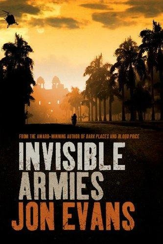 Large book cover: Invisible Armies