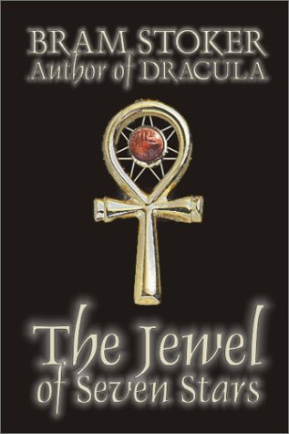 Large book cover: The Jewel of Seven Stars