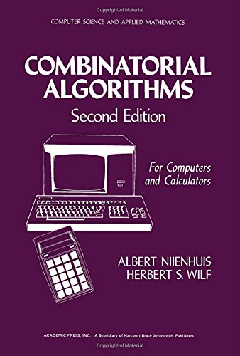 Large book cover: Combinatorial Algorithms