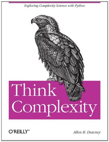 Large book cover: Think Complexity: Complexity Science and Computational Modeling