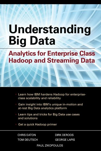 Large book cover: Understanding Big Data