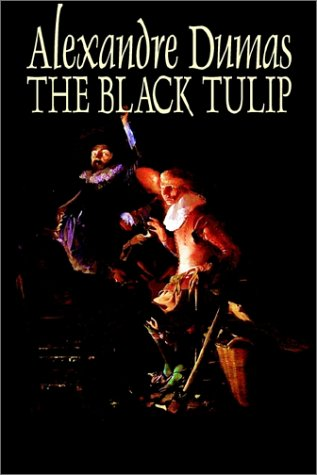 Large book cover: The Black Tulip