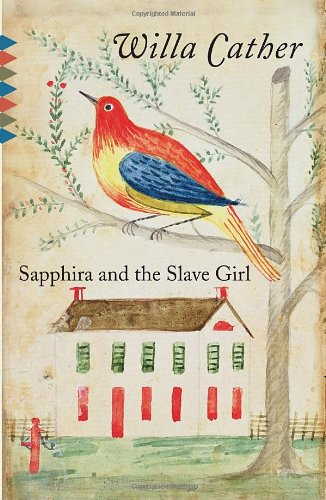 Large book cover: Sapphira and the Slave Girl