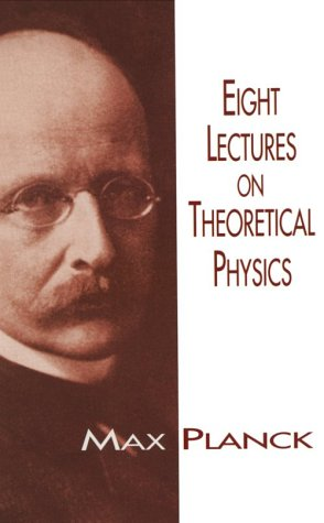 Large book cover: Eight Lectures on Theoretical Physics