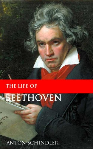 Large book cover: Life of Beethoven