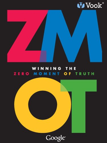Large book cover: Winning the Zero Moment of Truth