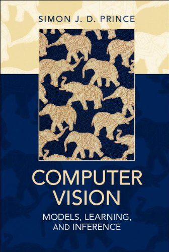 Large book cover: Computer Vision: Models, Learning, and Inference