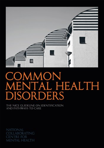Large book cover: Common Mental Health Disorders
