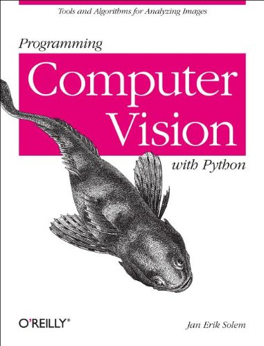 Large book cover: Programming Computer Vision with Python