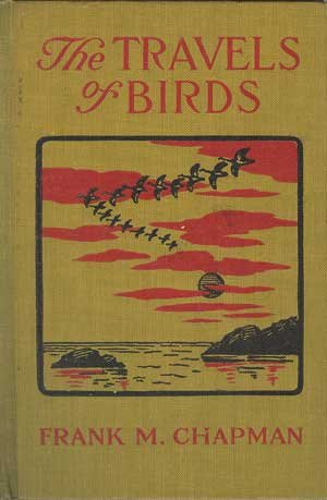 Large book cover: The Travels of Birds