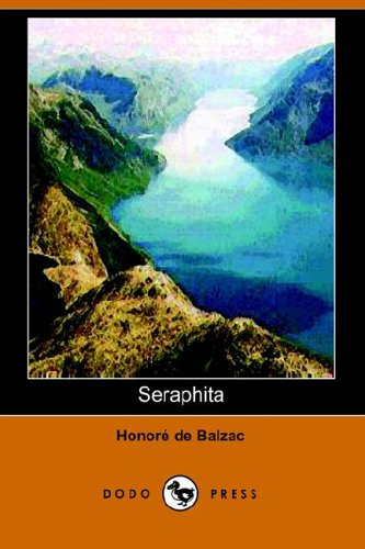Large book cover: Seraphita