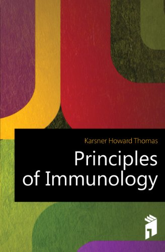 Large book cover: The Principles of Immunology