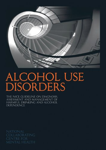 Large book cover: Alcohol-Use Disorders