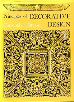 Large book cover: Principles of Decorative Design