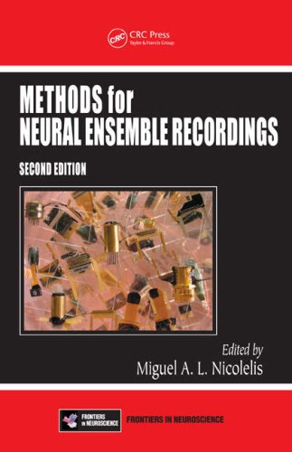 Large book cover: Methods for Neural Ensemble Recordings
