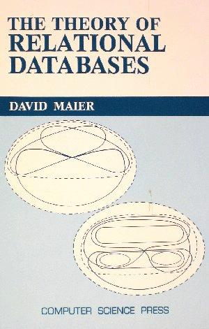 Large book cover: The Theory of Relational Databases