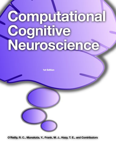 Large book cover: Computational Cognitive Neuroscience