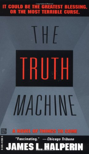 Large book cover: The Truth Machine