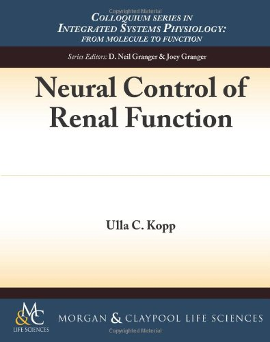 Large book cover: Neural Control of Renal Function