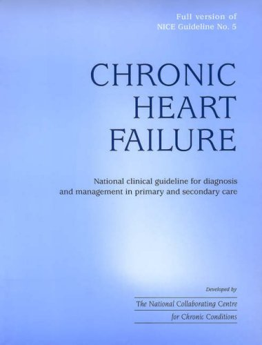 Large book cover: Chronic Heart Failure
