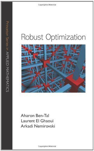 Large book cover: Robust Optimization