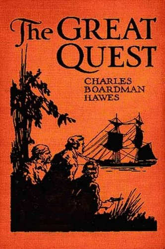 Large book cover: The Great Quest