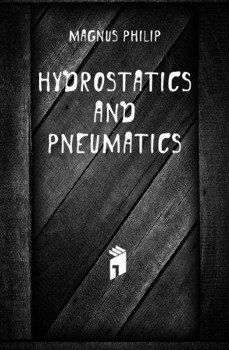 Large book cover: Hydrostatics and Pneumatics